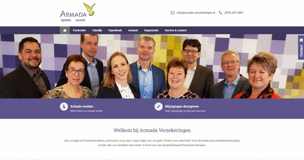 DenK Financiële dienstverleners - Armada Verzekeringen