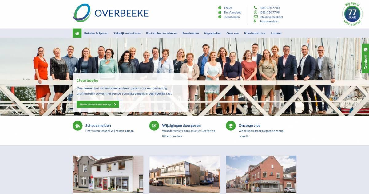 DenK Financiële dienstverleners - Overbeeke